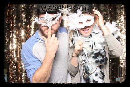 Petite Pix Vintage GIF Photo Booth for Watermarke Tower Masquerade 98